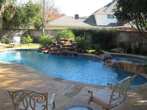 pools in backyards eye catching and cool ideas of pool design for backyard