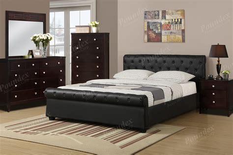 queen bed wooden bed bedroom furniture showroom