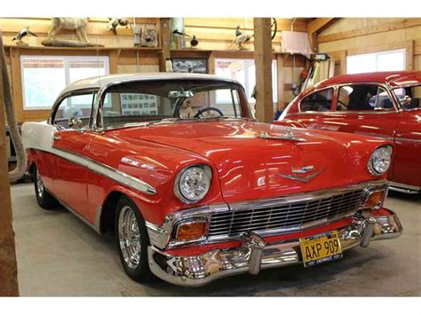 1956 chevrolet for sale 1956 chevrolet bel air for sale classiccars cc 691323