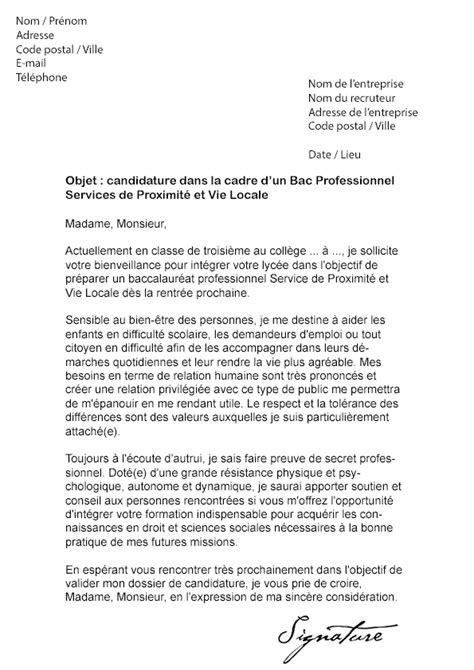 Lettre De Motivation Chef De Zone Lettre De Motivation Animateur Mini Club Ccmr