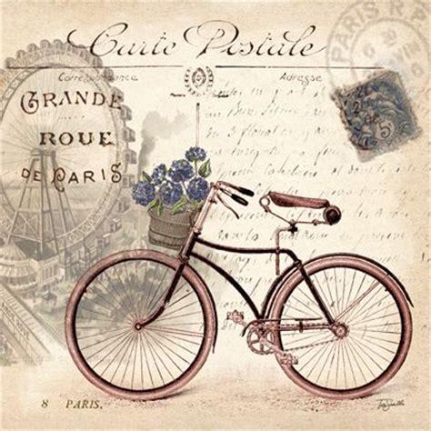 imagenes vintage vectorizadas vamos andar de bicicleta vintage pinterest