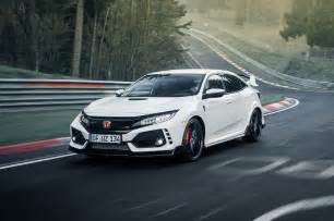 Honda Civic Type R Usa 2017 Honda Civic Type R Could Start At 34 775 Motor Trend