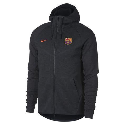 Jaket Style Barcelona nike lanceert tech fleece barcelona pak voor 2017