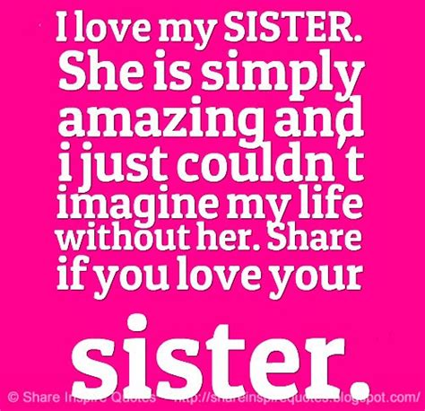 images of love my sister i love you sister quotes quotesgram