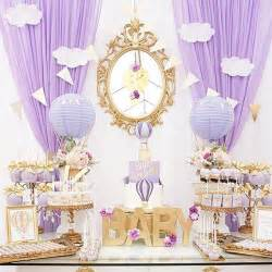 Purple And Gold Baby Shower by Best 20 Lilac Baby Shower Ideas On Purple