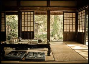 japanese architecture to help me construct the interior of the tea house anju miah