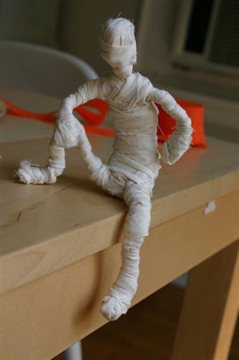 on the shelf time this mummy mini movable mummy dolls goregirl