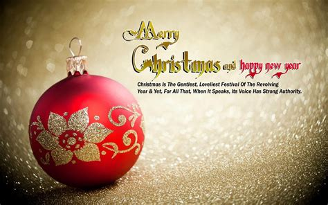 merry christmas  happy  year full screen hd wallpaper beauty screen monitor