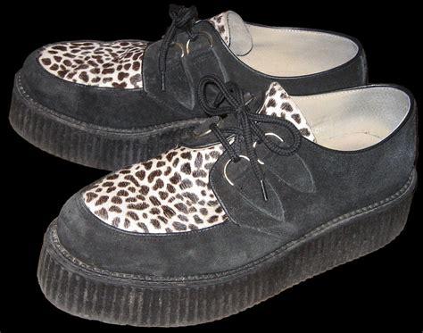 creeper shoes brothel creeper