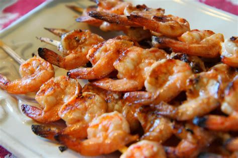 marinated grilled shrimp recipes dishmaps