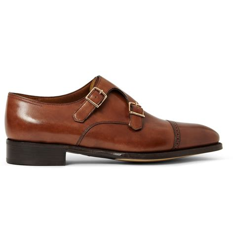 brown church shoes