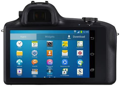 Samsung Digicam With 3g by Downloading Photo Related Apps