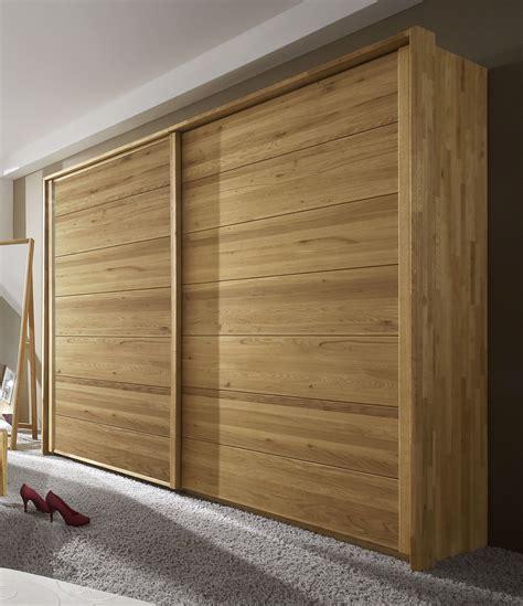 echtholz schlafzimmerschrank wildeiche kleiderschrank roseville massivholz mit spiegel
