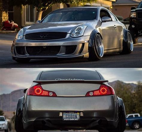 Infinity Auto Group by Infiniti G35 Slammed Widebody Dream Cars Pinterest