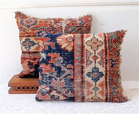 pillows and rugs persimmon rug pillows gift set