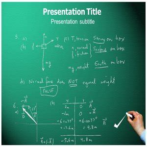 physics powerpoint ppt templates physics ppt template