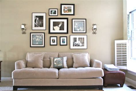 photo montage wall 4 ways to decorate your walls with artwork how to hang