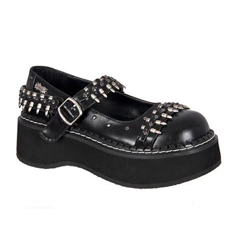 Emily Shoes demonia emily 309 platform shoes