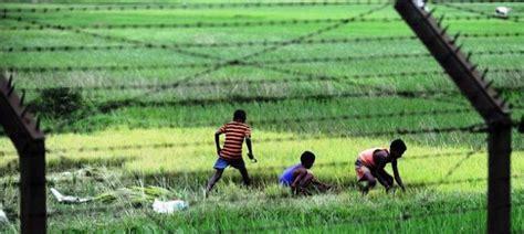 india bangladesh india land was the world s strangest border