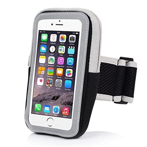Dijamin Armband Pouch For For Iphone 6 iphone 6 sports armband badalink running cell phone holder arm band with zipper