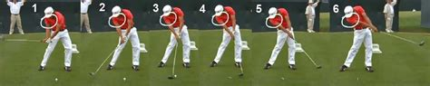right hand action in golf swing hand release actions through the impact zone