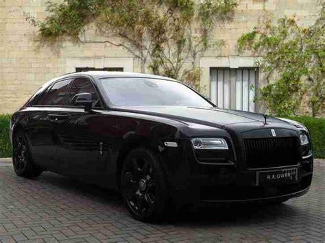 2012 rolls royce ghost v12 petrol black automatic car for