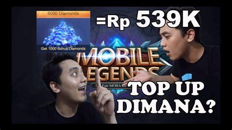 Top Up 14 Mobile Legend gue top up mobile legend disini murah banget genks