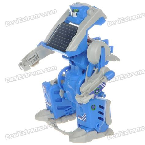 Solar Kit Robot Solar Educational 3 In 1 Robot Rakit 3 in 1 educational diy solar robot assembly kit blue