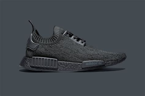 Adidas Nmd R1 Primeknit Premium Quality 3 adidas originals nmd r1 pk pitch black friends and family hypebeast