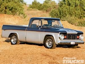 1967 Dodge Truck 1967 Dodge D100 Truck Rod Network