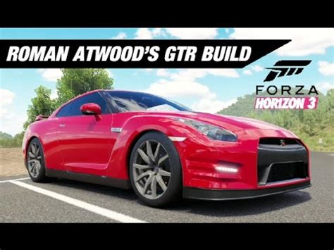 nissan gtr atwood atwood s nissan gtr build forza horizon 3