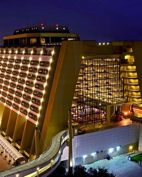 the contemporary review disney s contemporary resort orlando florida united