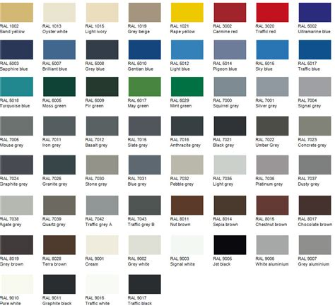 sherwin williams paint color chart home design idea