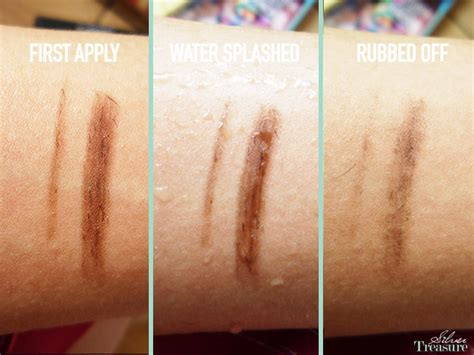 Silkygirl Eyebrow Pencil silkygirl brow pencil 02 brown silver