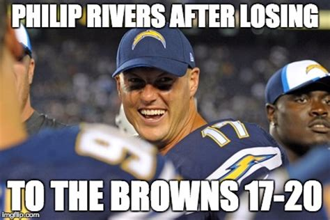 Philip Rivers Meme - image tagged in san diego chargers imgflip