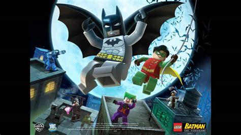 theme psp lego lego batman intro theme youtube