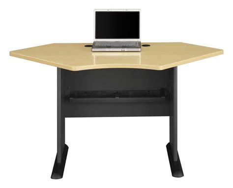 Bush Corner Computer Desk For Home Office Laptop On A Desk