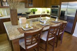 Kitchen Islands With Sink And Seating 36 Eye Catching Kitchen Islands Interiorcharm