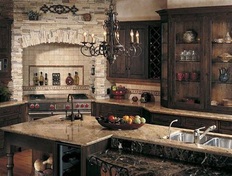 Tuscan Style Kitchen by Kitchen Marble Counters Classic Windows Unique Tuscan