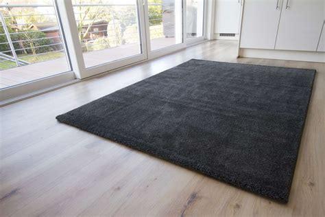 teppich grau modern designerteppich modena modern global carpet