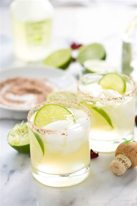 Lime Juice Shelf by Spicy Rosa Picante Margarita With Salt And Wit