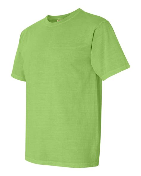 comfort colors tee shirts comfort colors pigment dyed short sleeve 100 cotton tee t