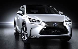 2015 Lexus Nx 300h Lexus Nx 300h 2015 Widescreen Car Picture 07 Of 62