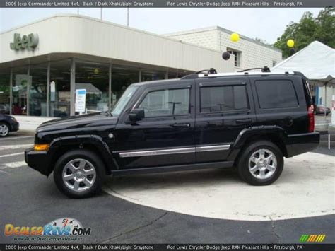 Jeep Commander 4x4 Jeep Commander Limited 4x4 Autos Post
