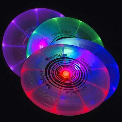 Light Disk by Flashflight Led Light Up Flying Disc