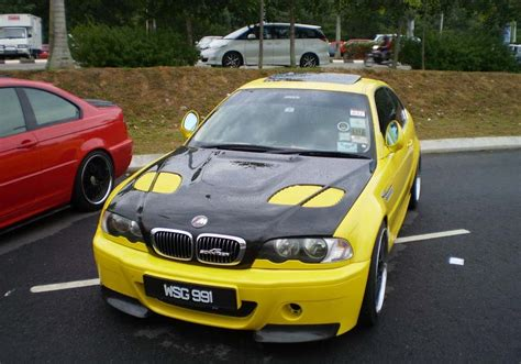 Modification Bmw E46 by S Photo Gallery Modified Bmw E46 M3 Coupe