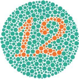 *عینک های ساخته شده بر مبنای نظریه دید رنگ قادر به کمک به