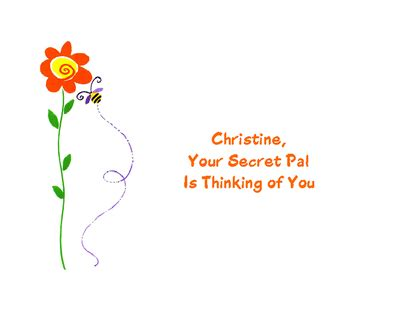 secret pal poems secret pal sayings and quotes quotesgram