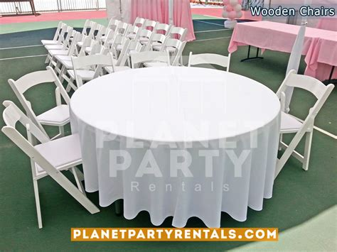 table and chair rentals san fernando valley wooden folding chair white wooden padded chair rentals