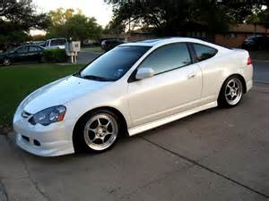 acura rsx white bbr comp6 rides styling